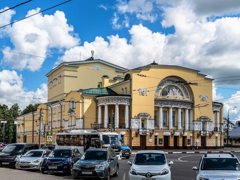 Ярославль — столица театра и кино - экскурсия в Ярославле