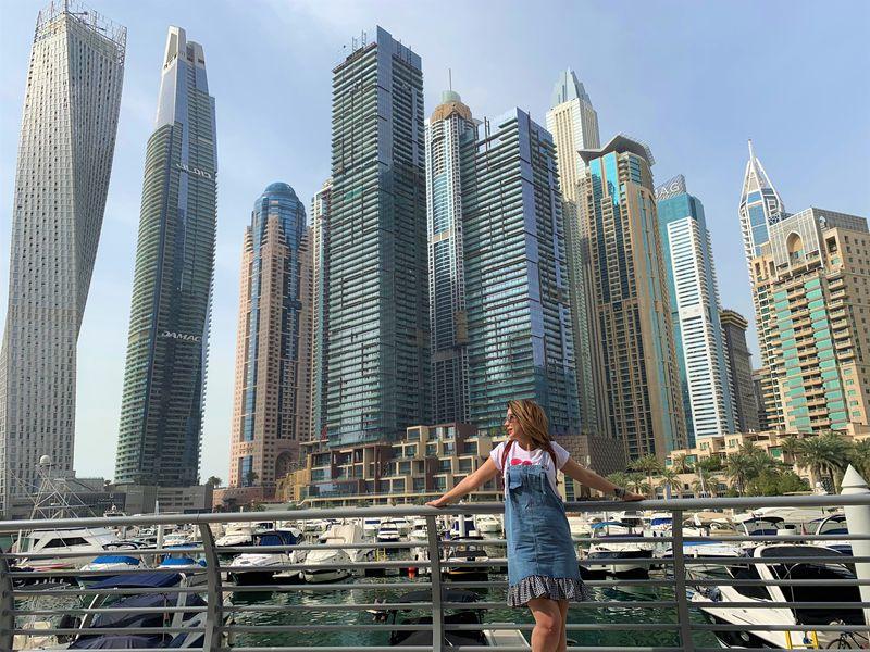 Дубай: пустыня, бьющая мировые рекорды - экскурсия в Дубае