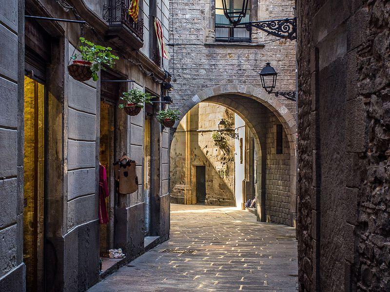 Готический квартал — сердце Барселоны - экскурсия в Барселоне