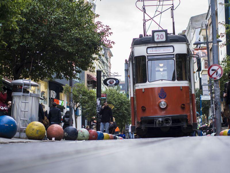 Стамбул современный: мода, контрасты, традиции - экскурсия в Стамбуле