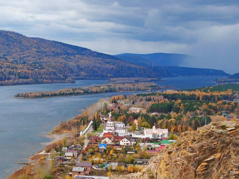 Красноярск: нетипичными тропами вчерте города - экскурсия в Красноярске