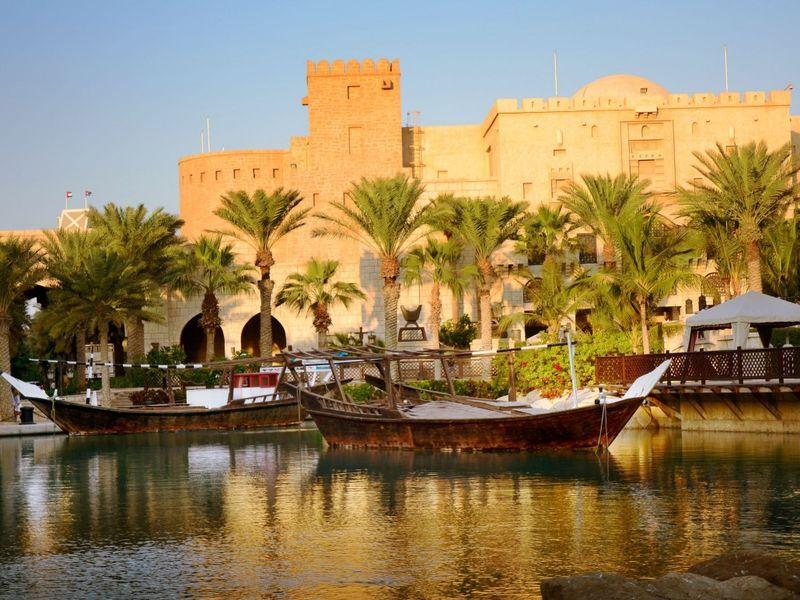 Исторические районы Дубая - экскурсия в Дубае