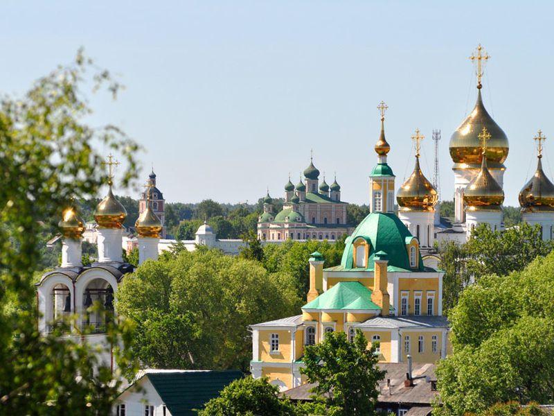 Святыни Переславля-Залесского - экскурсия в Переславле-Залесском