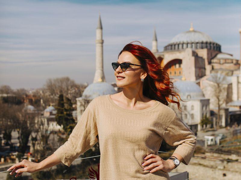 Фотопрогулка по утреннему Стамбулу - экскурсия в Стамбуле