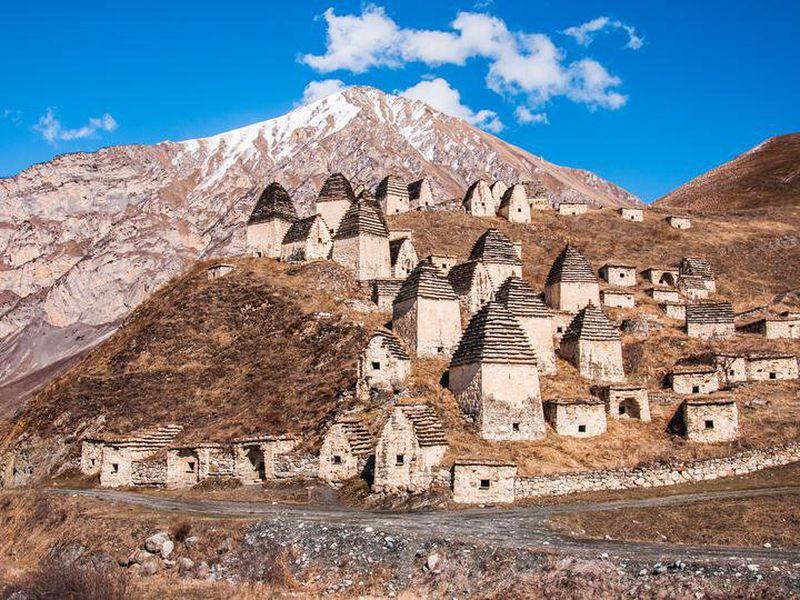 Северная Осетия — рай на земле - экскурсия в Владикавказе