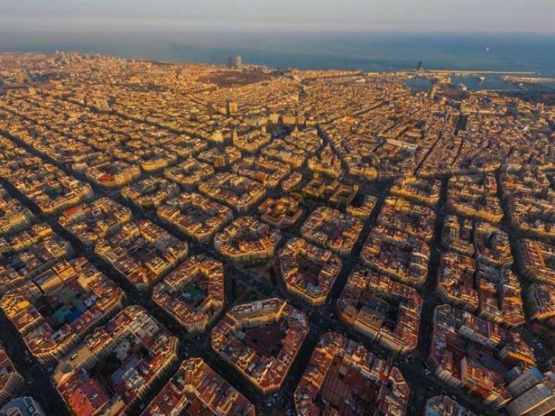 Эщампле: вчера, сегодня, завтра - экскурсия в Барселоне
