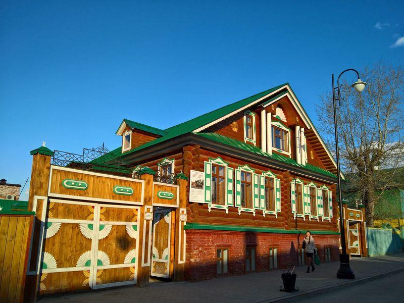 Старо-Татарская слобода: муллы, купцы и хипстеры - экскурсия в Казани