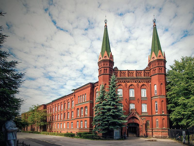 Форштадт и Хаберберг: отголоски Кенигсберга - экскурсия в Калининграде