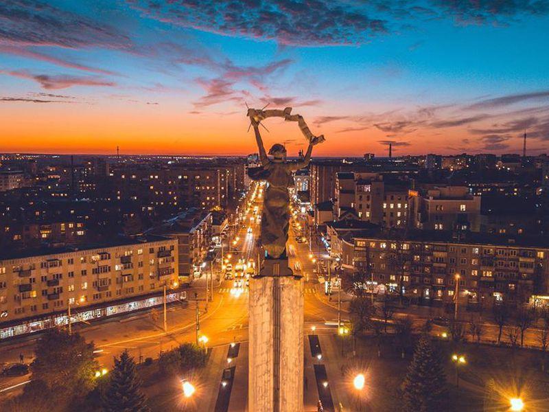 Сияй, вечерняя Калуга! - экскурсия в Калуге