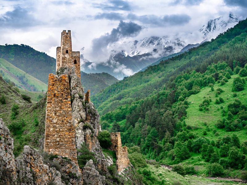 Из Владикавказа — в неизведанную Ингушетию! - экскурсия в Владикавказе