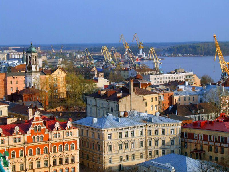 Выборг: путешествие в Скандинавию - экскурсия в Выборге
