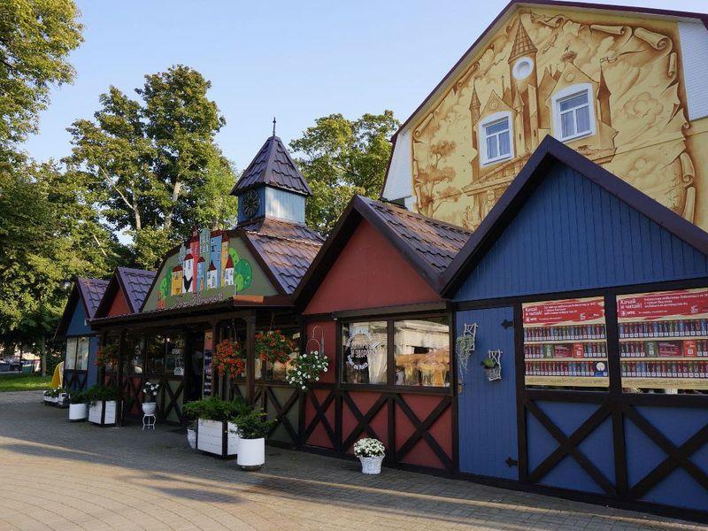 Приморская классика: Светлогорск, Янтарный, Балтийск - экскурсия в Калининграде