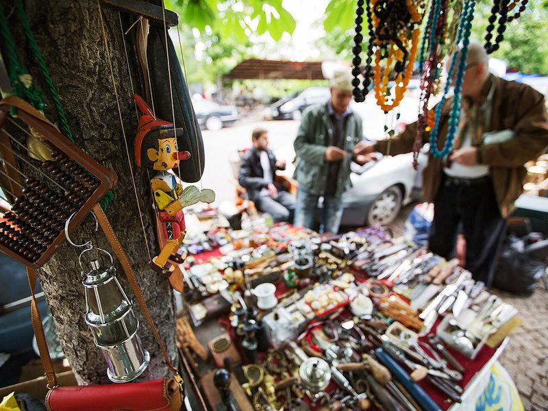 Колоритный Тбилиси— отСтарого города доблошиного рынка - экскурсия в Тбилиси