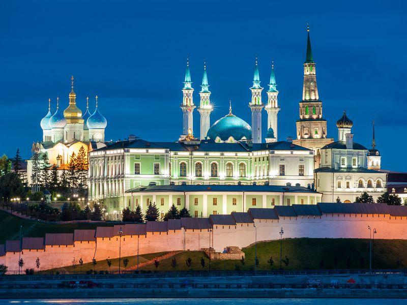 Казань прекрасная и многогранная - экскурсия в Казани