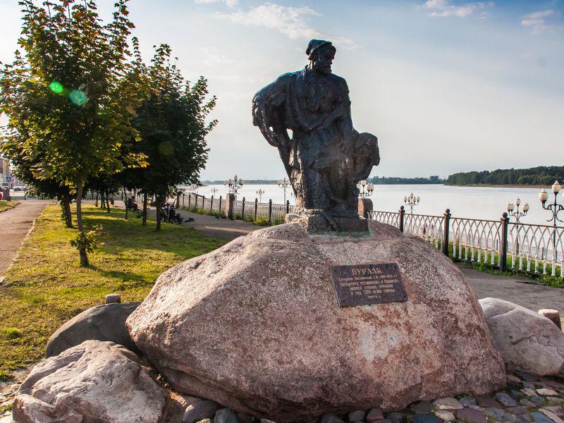 ИзЯрославля встолицу бурлаков— Рыбинск - экскурсия в Ярославле