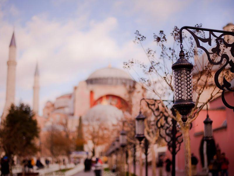 Фотопрогулка в сердце Стамбула - экскурсия в Стамбуле