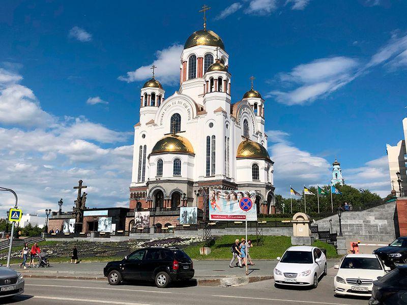 Настоящий Екатеринбург - экскурсия в Екатеринбурге
