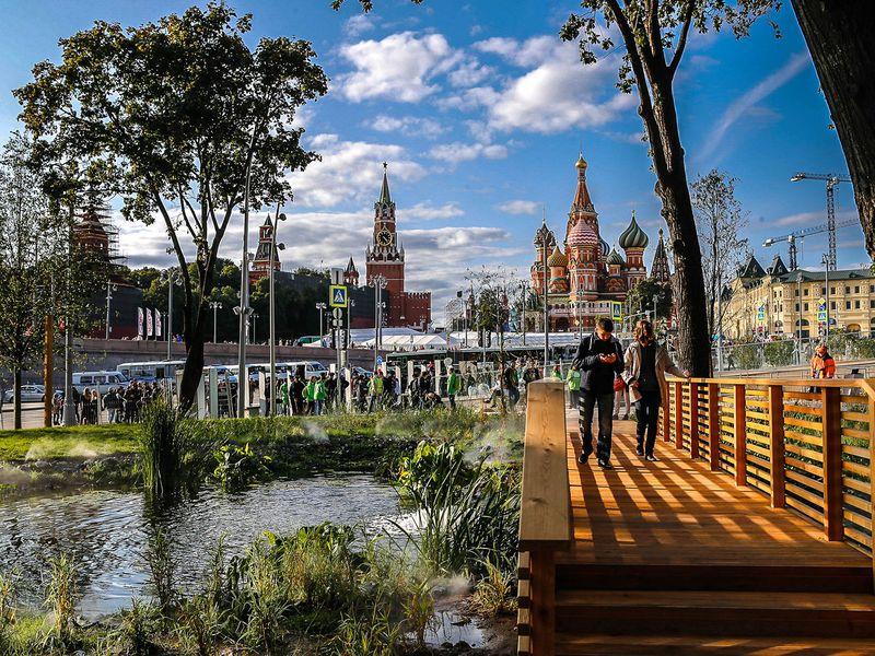 Иноземцы вКитай-городе - экскурсия в Москве