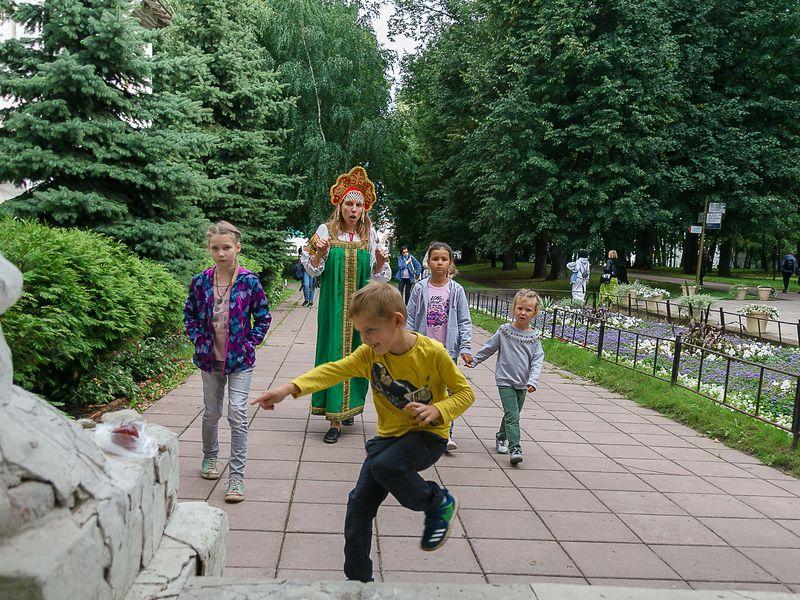 Золотые яблоки»— детский квест поусадьбе Коломенско - экскурсия в Москве
