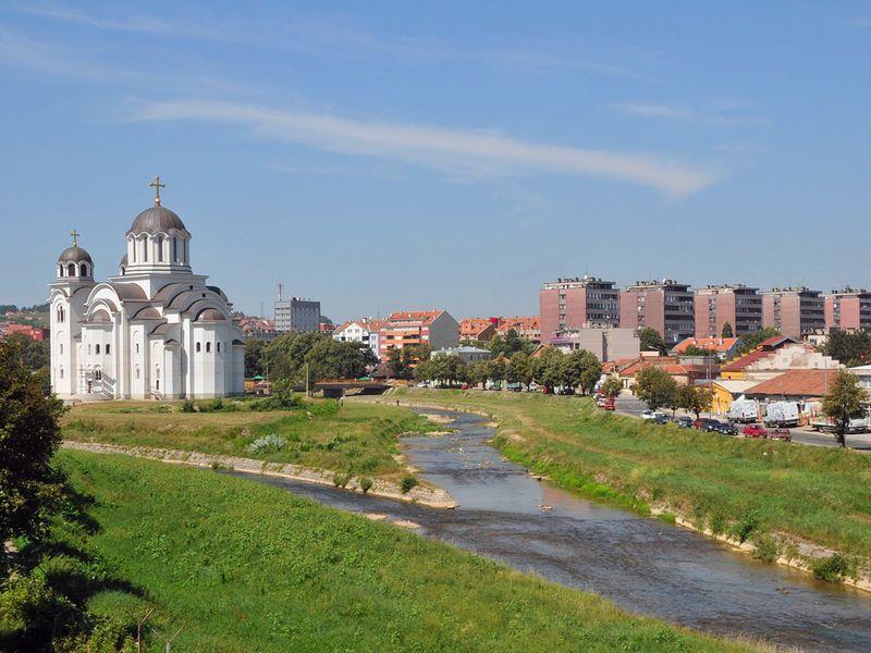 Валево и валевские монастыри - экскурсия в Белграде
