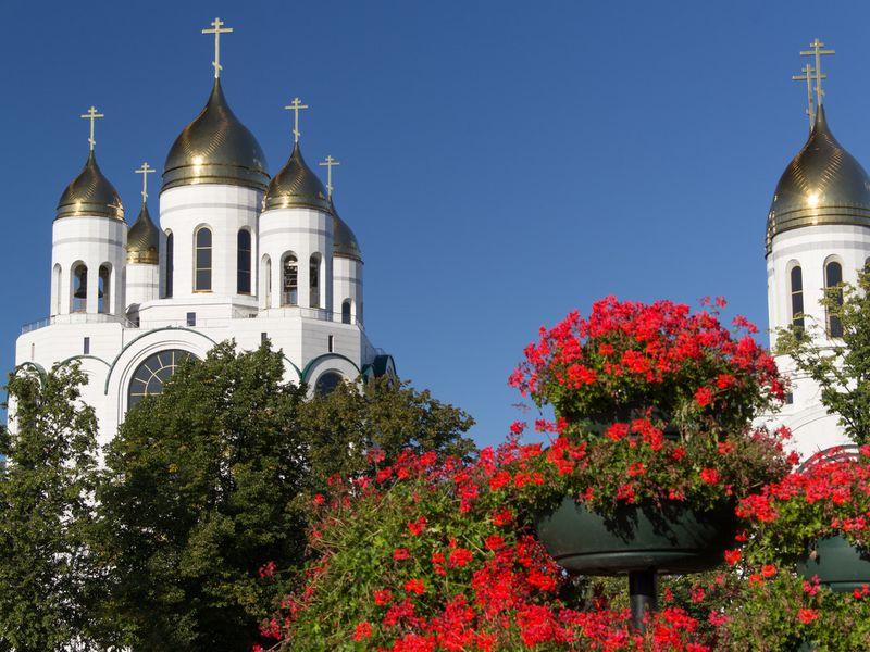 Кёнигсберг — Калининград: история в веках - экскурсия в Калининграде