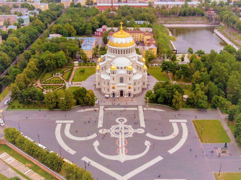 Морской Собор— сердце Кронштадта - экскурсия в Санкт-Петербурге