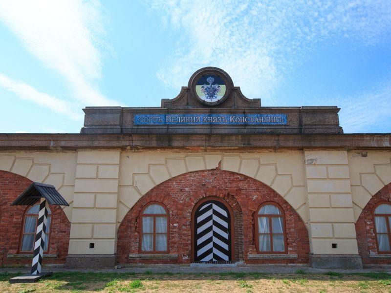 Форты Кронштадта - экскурсия в Санкт-Петербурге