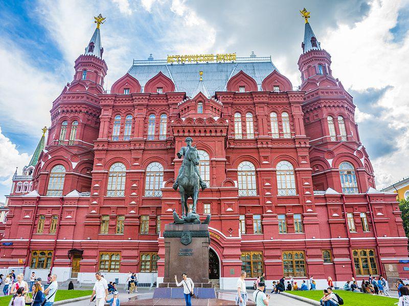 Знакомьтесь, Москва! - экскурсия в Москве