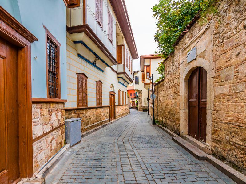 Старый город Антальи - экскурсия в Анталии