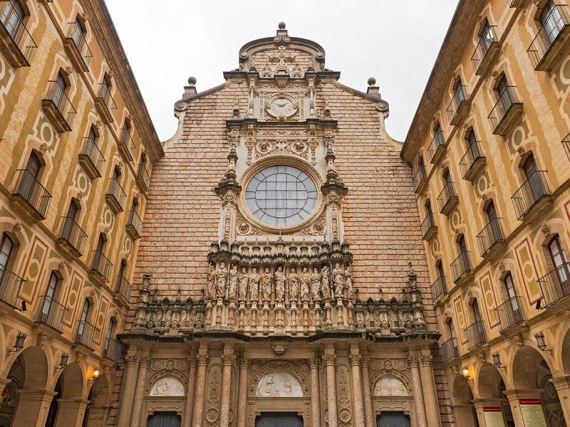 Таинственный Монсеррат - экскурсия в Барселоне