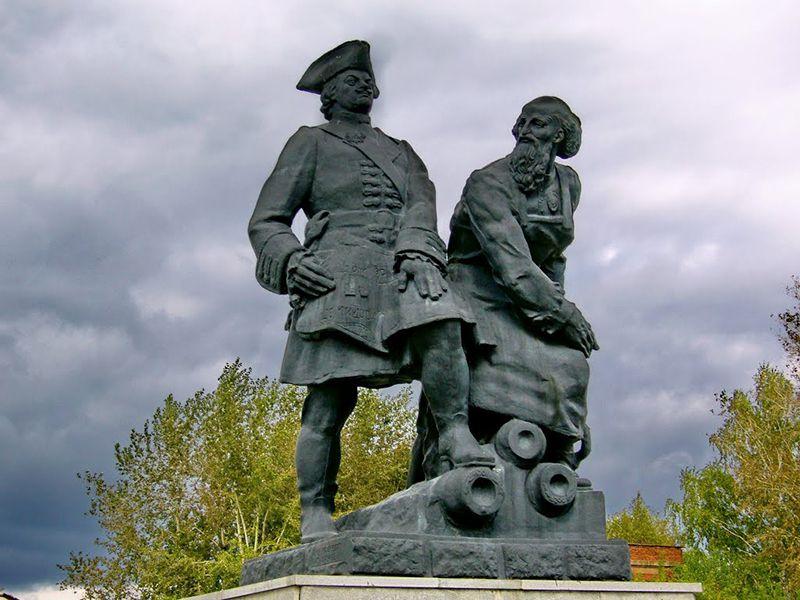 ИзЕкатеринбурга — вНевьянск - экскурсия в Екатеринбурге