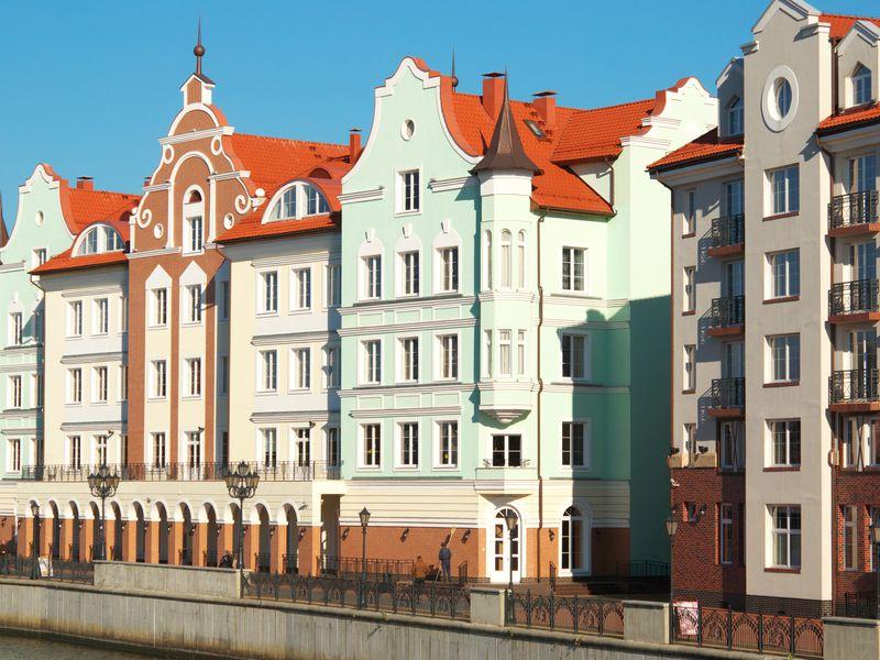 Дуэт Калининграда и Кёнигсберга - экскурсия в Калининграде