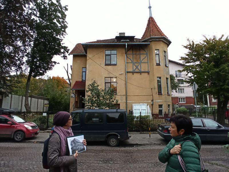 Очарование района Марауненхоф - экскурсия в Калининграде