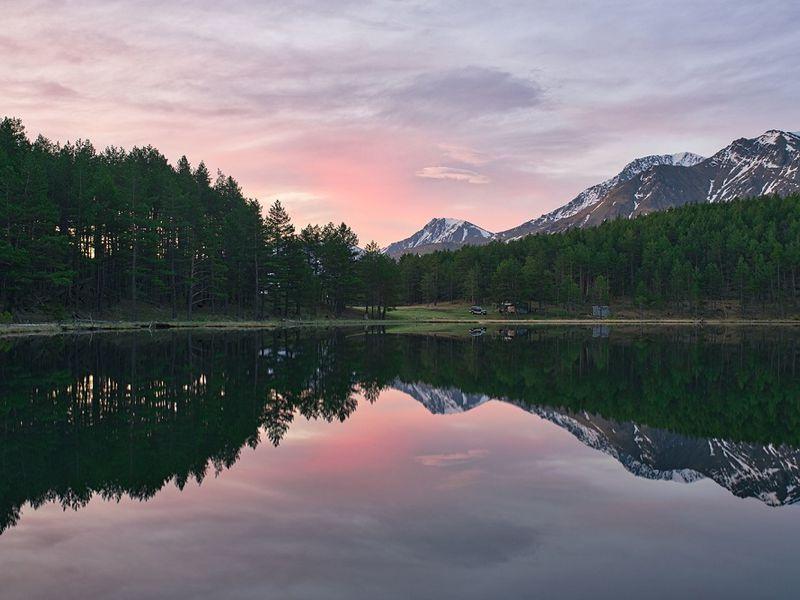 Путешествие на озеро Хурла Кель - экскурсия в Кисловодске