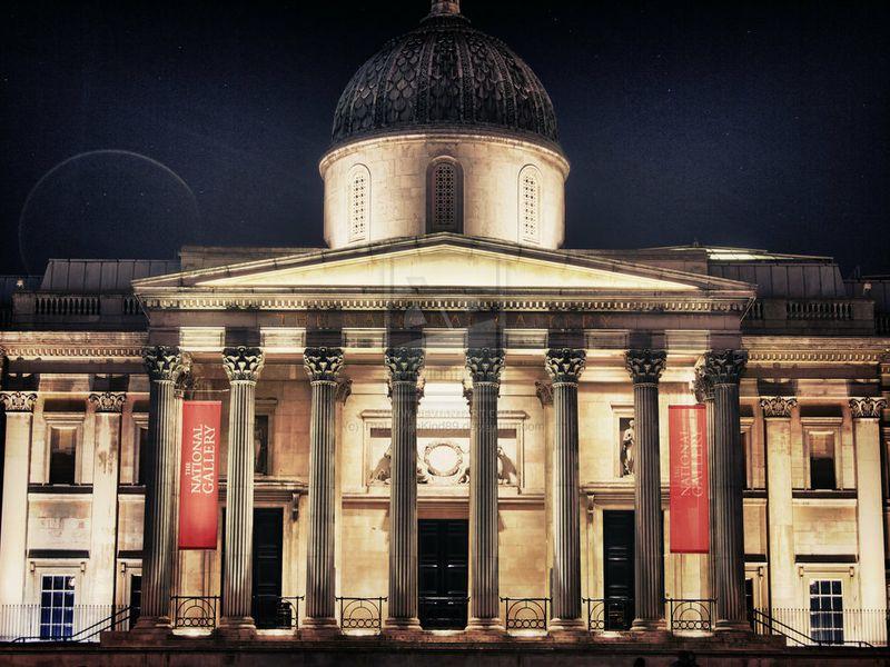 Национальная галерея: главные шедевры за2,5 часа - экскурсия в Лондоне