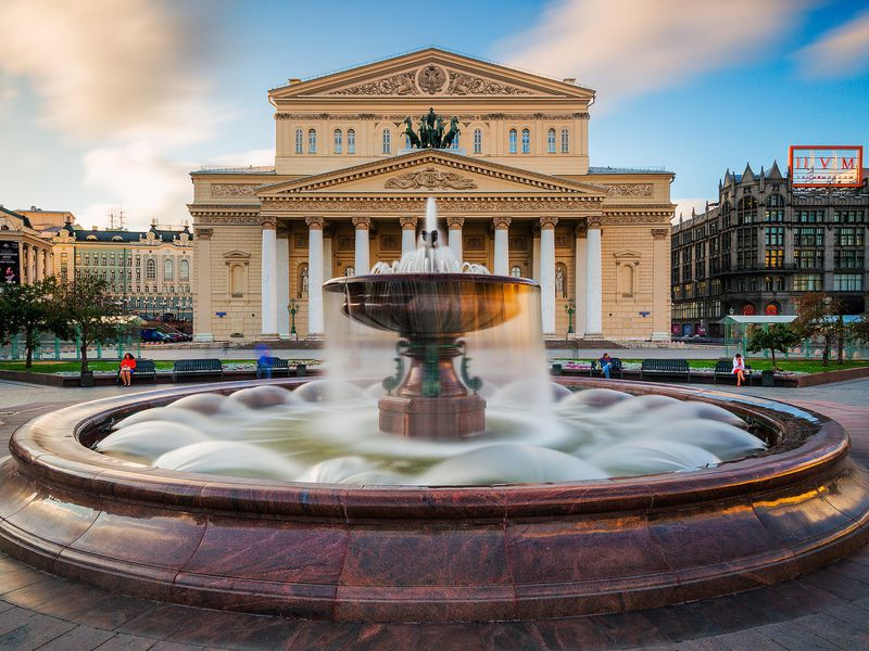 Петровка: отбалета допистолета - экскурсия в Москве