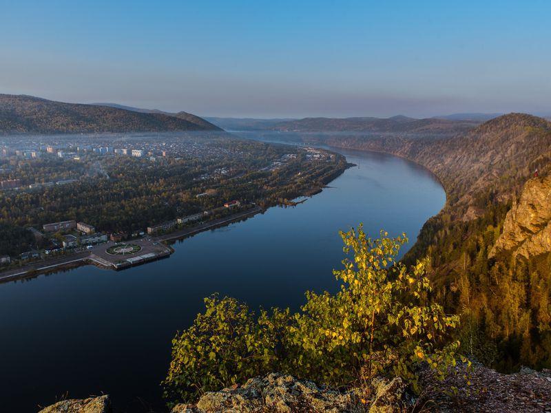 Живописное путешествие в Дивногорск - экскурсия в Красноярске