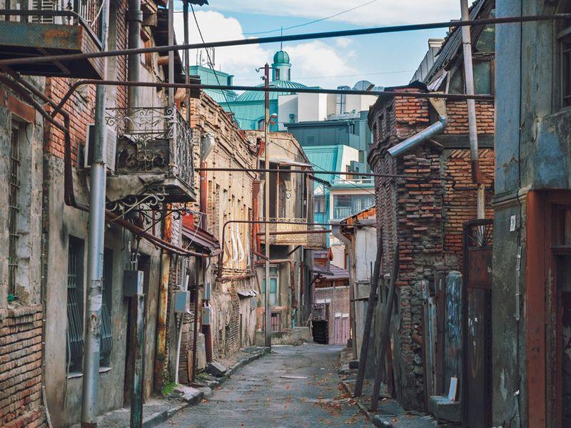 Тбилиси – прогулка по Старому городу - экскурсия в Тбилиси