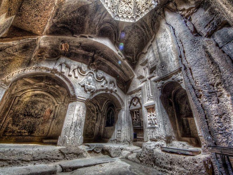 Многогранная Армения: отязыческого Гарни домонастыря Гегард - экскурсия в Ереване