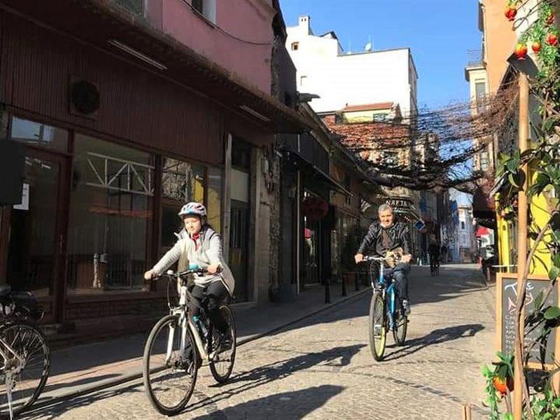 Велопрогулка по старому Стамбулу - экскурсия в Стамбуле
