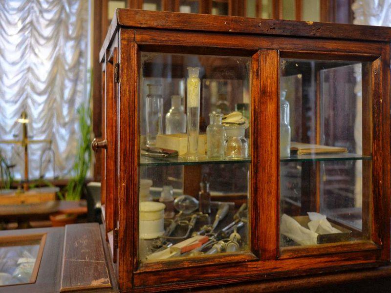 Истории и легенды аптеки доктора Пеля - экскурсия в Санкт-Петербурге