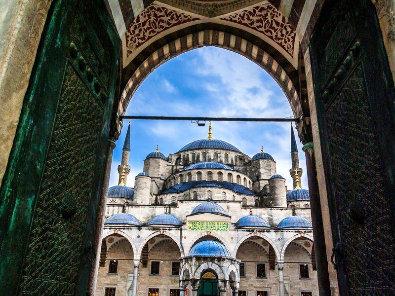 Большая обзорная прогулка по Стамбулу - экскурсия в Стамбуле