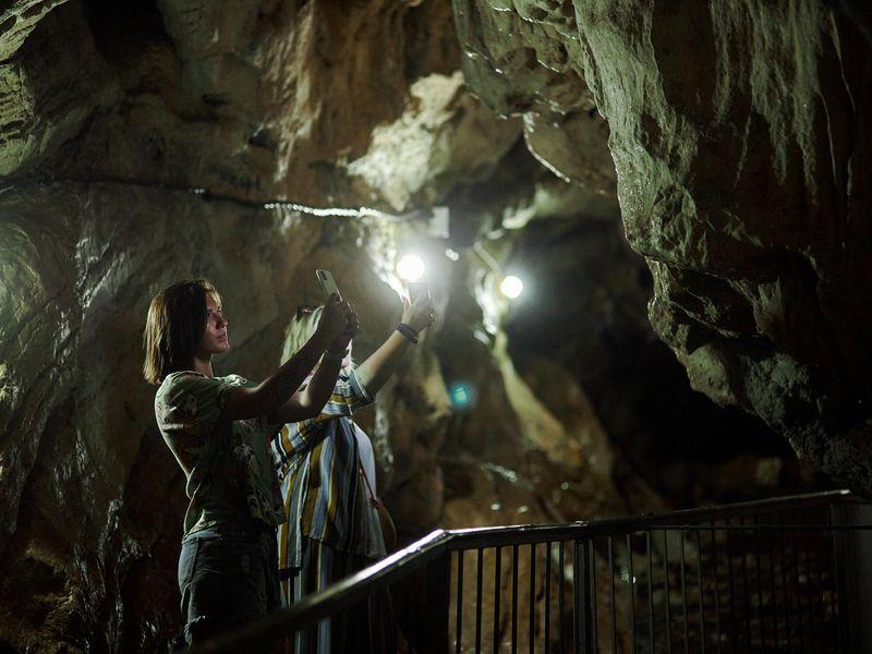 Воронцовские пещеры— подземное чудо Сочи - экскурсия в Сочи