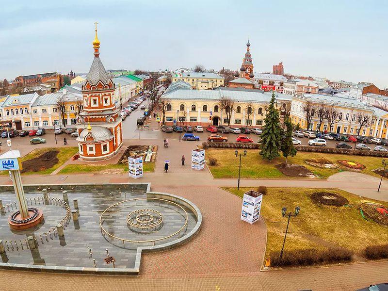 Ярославль сквозь века - экскурсия в Ярославле