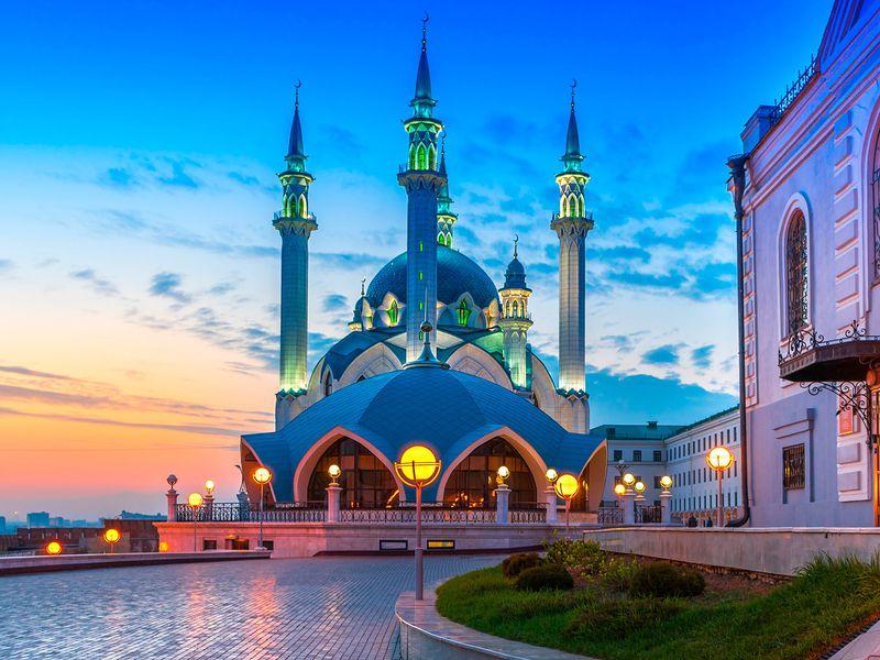 Казань многоликая - экскурсия в Казани