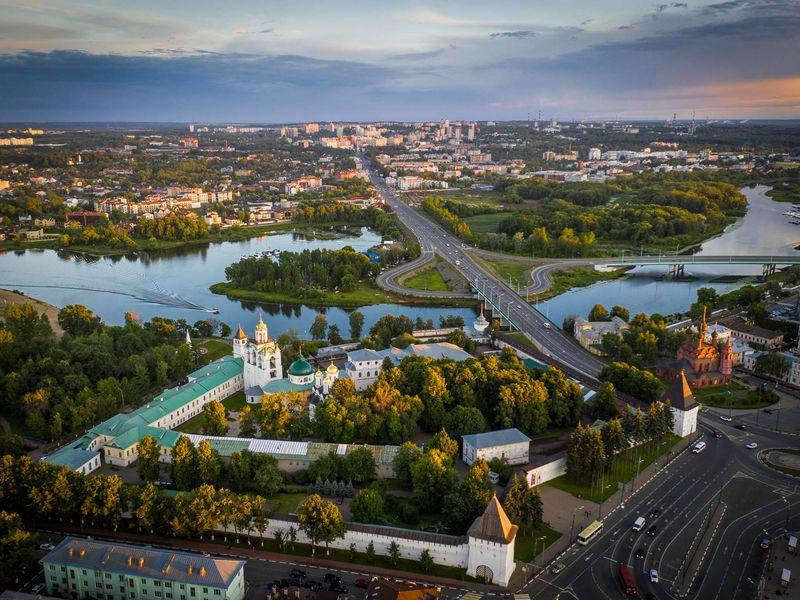 Ярославль иКострома одним днём - экскурсия в Ярославле