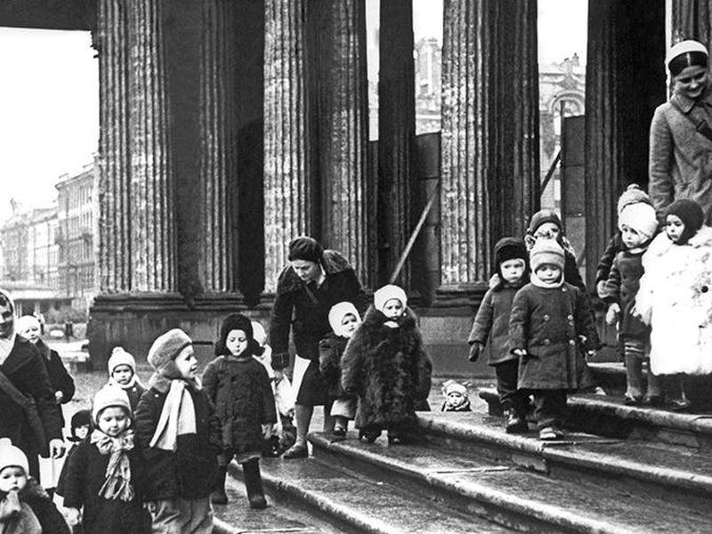 Дети и детство в блокадном Ленинграде - экскурсия в Санкт-Петербурге
