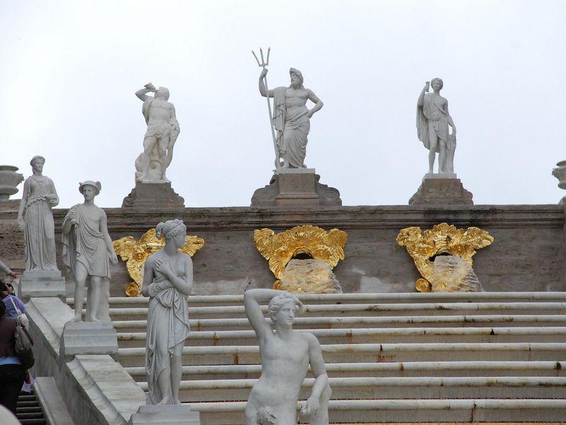 Петергоф — резиденция Петра Великого - экскурсия в Санкт-Петербурге