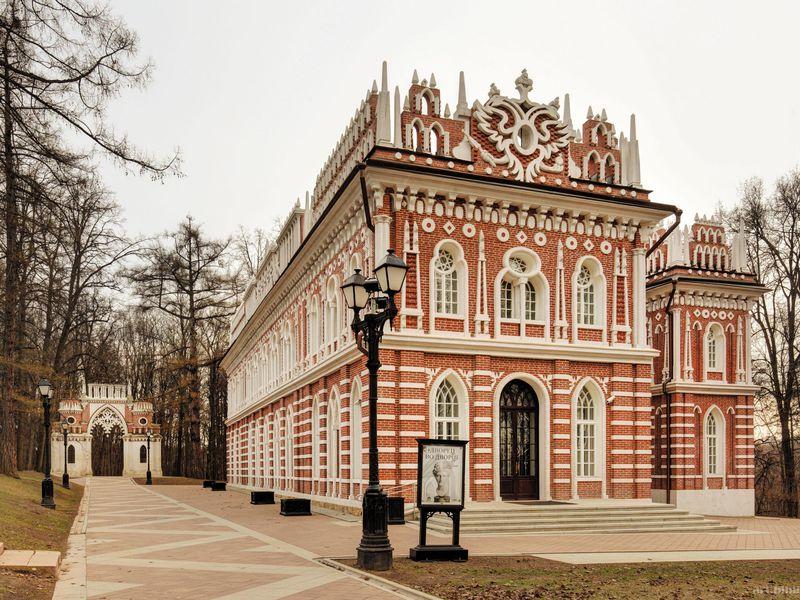 Царицыно: выбор императрицы - экскурсия в Москве