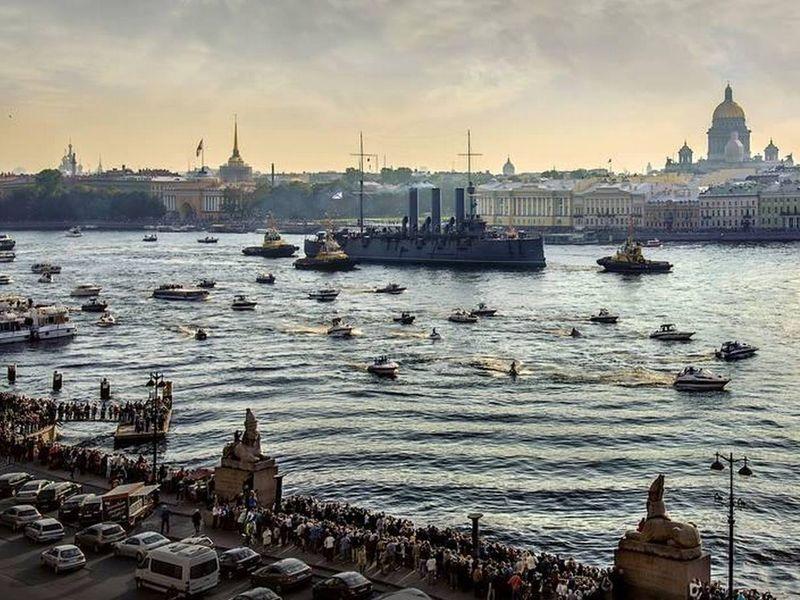 Петербург— город наводе - экскурсия в Санкт-Петербурге